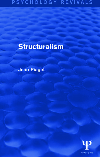 Structuralism book cover