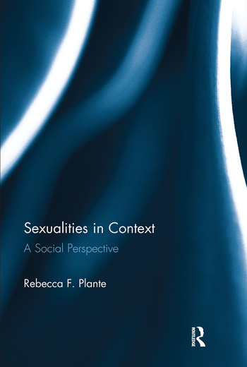 Sexualities in Context A Social Perspective book cover