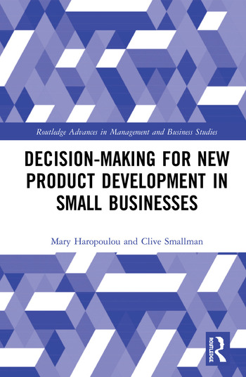 Decision-making for New Product Development in Small Businesses book cover