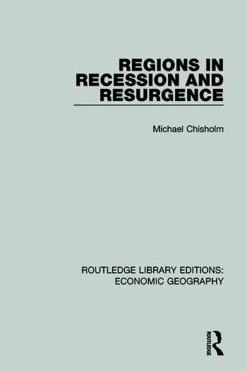 Regions in Recession and Resurgence book cover
