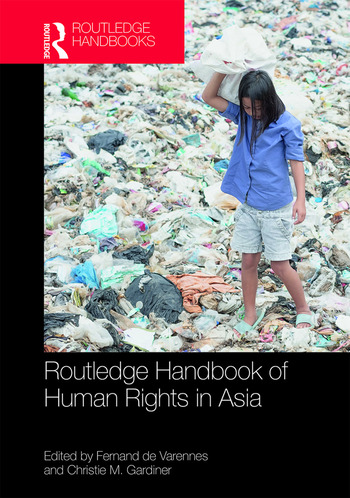 Routledge Handbook of Human Rights in Asia book cover