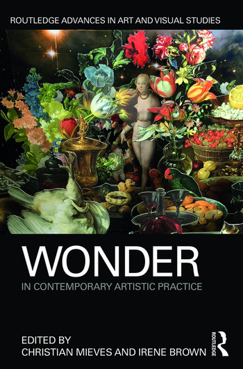 Wonder in Contemporary Artistic Practice book cover