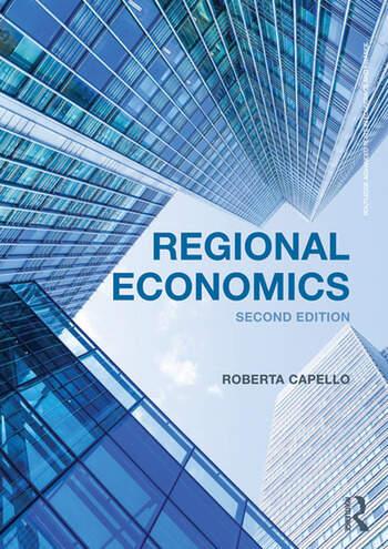 Regional Economics book cover
