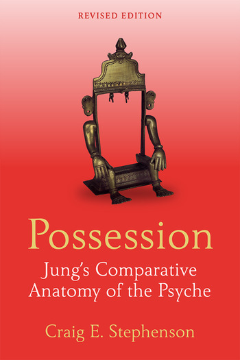Possession Jung's Comparative Anatomy of the Psyche book cover