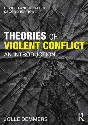 Theories of Violent Conflict An Introduction book cover