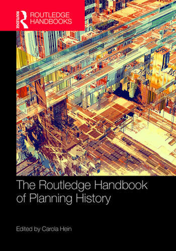 The Routledge Handbook of Planning History book cover