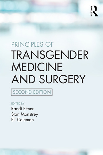 Principles of Transgender Medicine and Surgery book cover