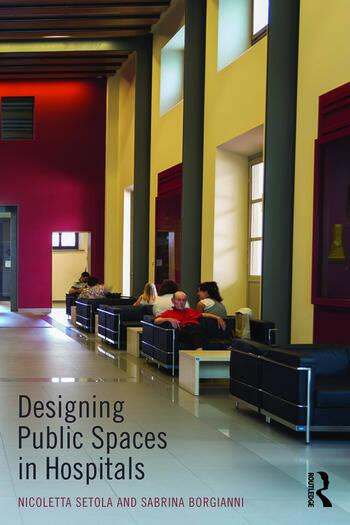 Designing Public Spaces in Hospitals book cover