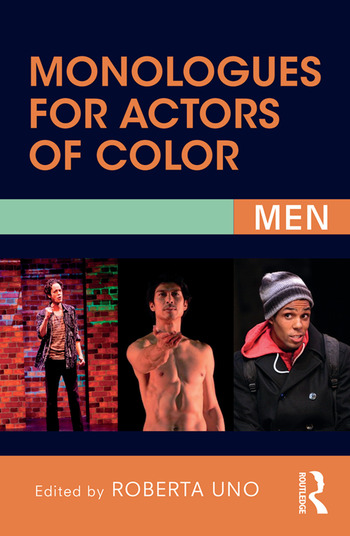Monologues for Actors of Color Men book cover