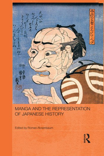 Manga and the Representation of Japanese History book cover