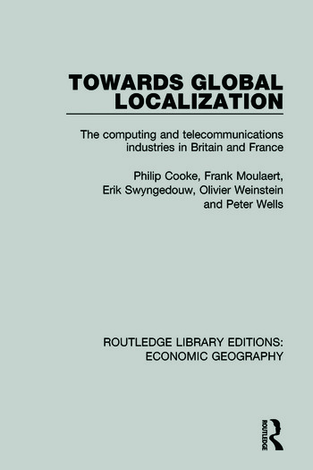 Towards Global Localization book cover