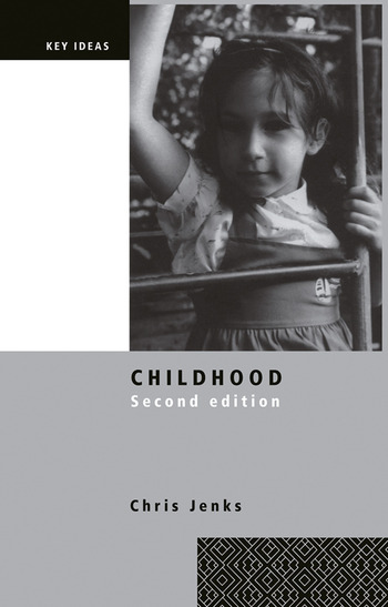 Childhood Second edition book cover