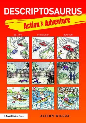Descriptosaurus: Action & Adventure book cover