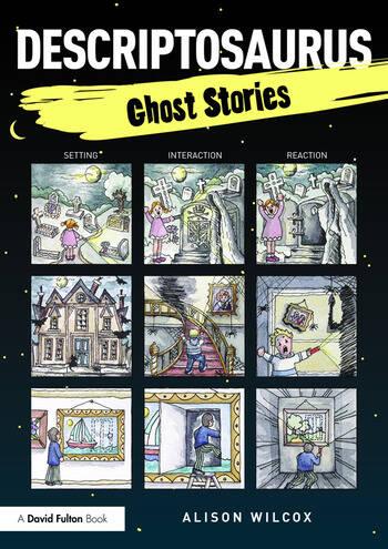 Descriptosaurus: Ghost Stories book cover