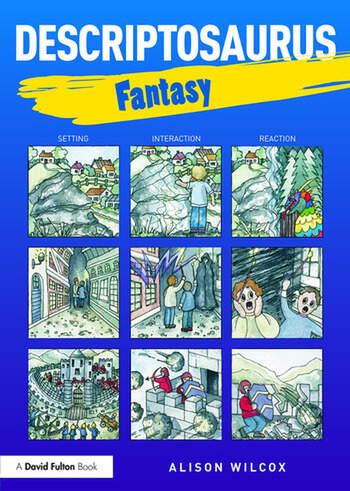 Descriptosaurus: Fantasy book cover