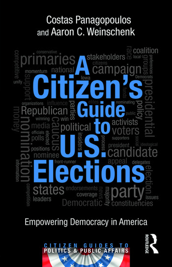 A Citizen's Guide to U.S. Elections Empowering Democracy in America book cover