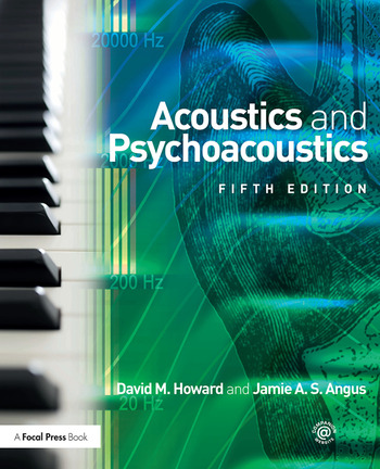 Acoustics and Psychoacoustics book cover