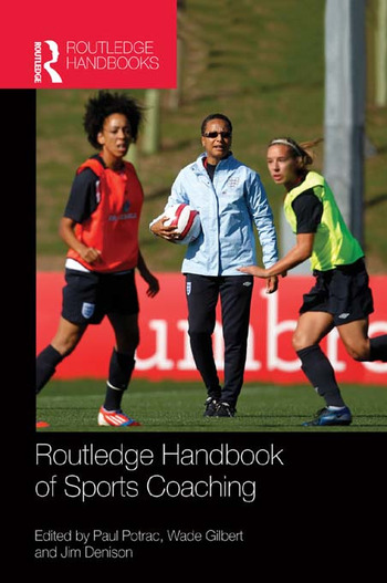 Routledge Handbook of Sports Coaching book cover