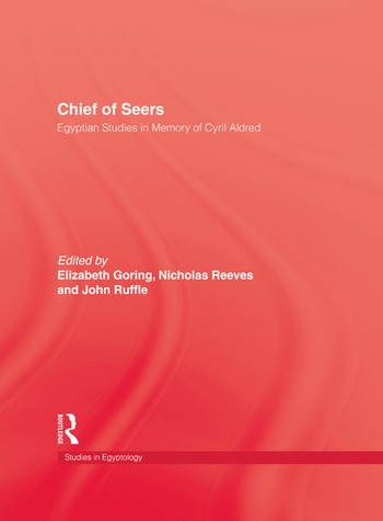 Chief Of Seers book cover