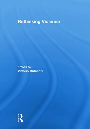 Rethinking Violence book cover