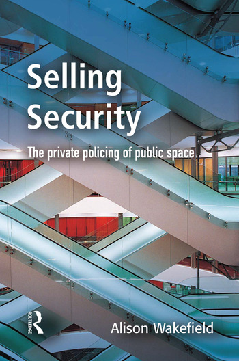 Selling Security book cover