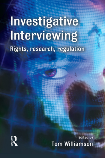 Investigative Interviewing book cover