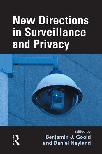 New Directions in Surveillance and Privacy book cover