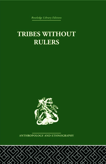Tribes Without Rulers Studies in African Segmentary Systems book cover
