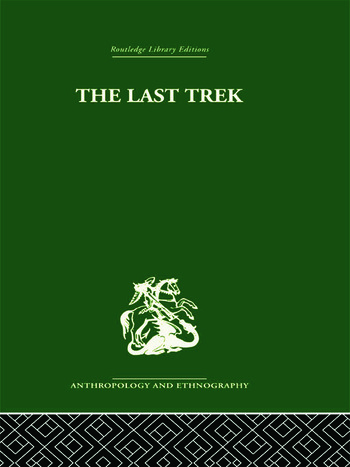 The Last Trek A Study of the Boer People and the Afrikaner Nation book cover