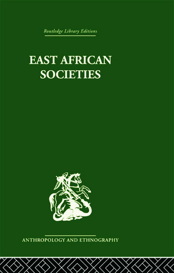 East African Societies book cover