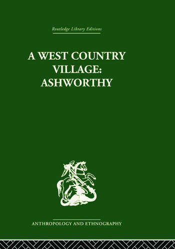 A West Country Village Ashworthy book cover