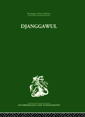 Djanggawul An Aboriginal Religious Cult of North-Eastern Arnhem Land book cover