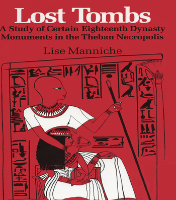 Lost Tombs book cover