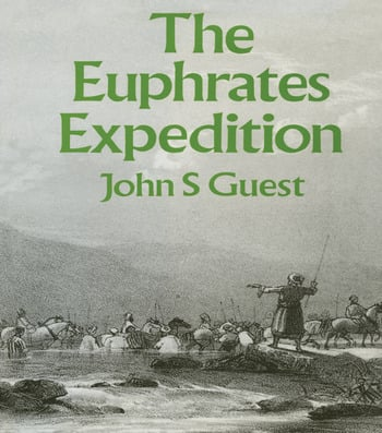 Euphrates Expedition book cover
