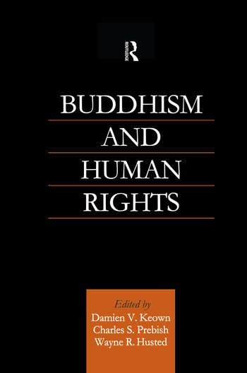 Buddhism and Human Rights book cover