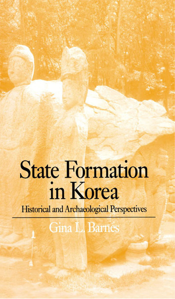 State Formation in Korea Emerging Elites book cover