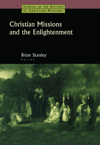 Christian Missions and the Enlightenment book cover