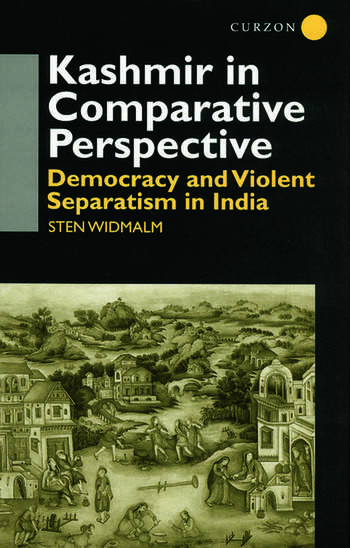 Kashmir in Comparative Perspective Democracy and Violent Separatism in India book cover