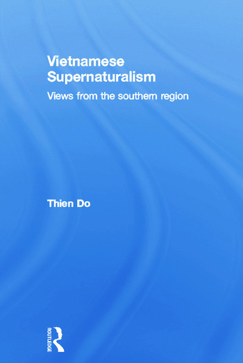 Vietnamese Supernaturalism Views from the Southern Region book cover