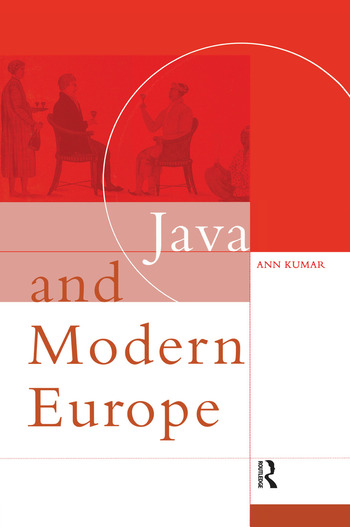Java and Modern Europe Ambiguous Encounters book cover