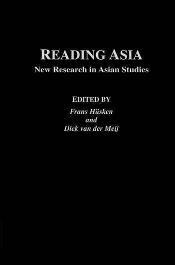 Reading Asia New Research in Asian Studies book cover