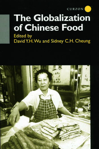 The Globalisation of Chinese Food book cover