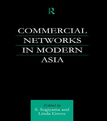 Commercial Networks in Modern Asia book cover
