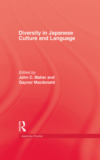 Diversity In Japanese Culture book cover
