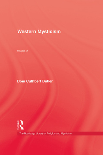 Western Mysticism book cover