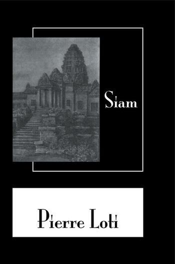 Siam book cover
