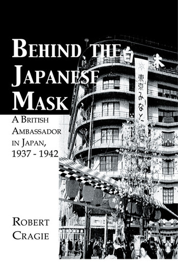 Behind The Japanese Mask book cover