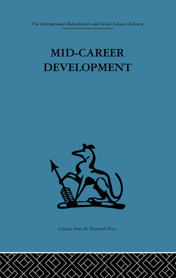 Mid-Career Development Research perspectives on a developmental community for senior administrators book cover