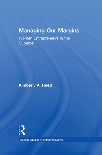 Managing Our Margins Women Entrepreneurs in the Suburbs book cover