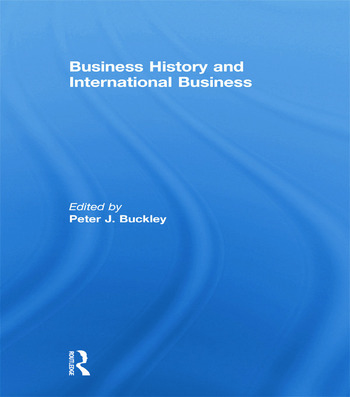 Business History and International Business book cover